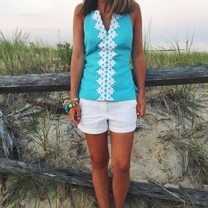 Lilly Pulitzer Shift Top